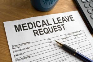 medical leave request